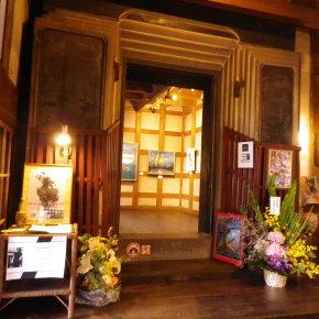 月村朝子作品展「時の肖像」2013 会場の記録